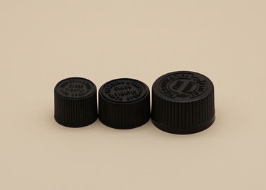 Customized Color Plastic Screw Caps , CRC Pharmaceutical Bottle Caps